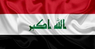 drapeau irak